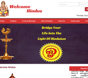 welcomehindus