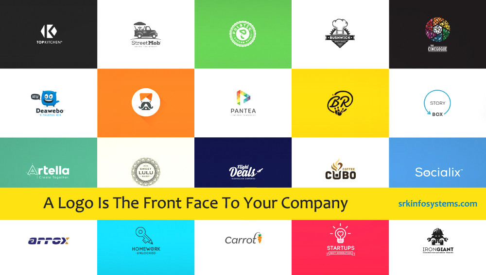 A Logo Is The Front Face To Your Company
